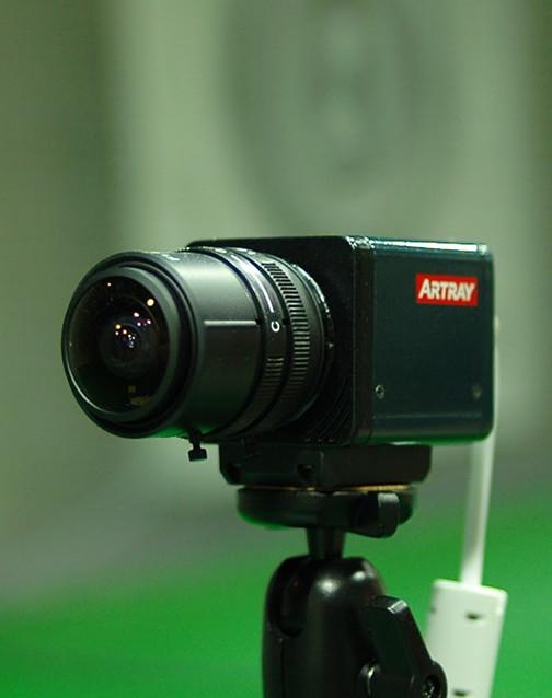 高性能カメラ スイング分析システム ARTRAY-Swing